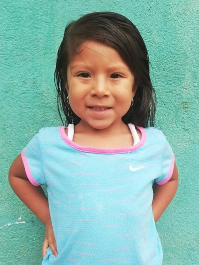 Help Nathaly Esmeralda by becoming a child sponsor. Sponsoring a child is a rewarding and heartwarming experience.