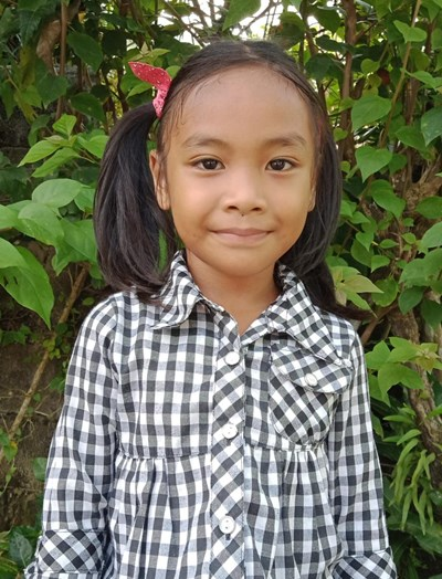 Help Janine R. by becoming a child sponsor. Sponsoring a child is a rewarding and heartwarming experience.