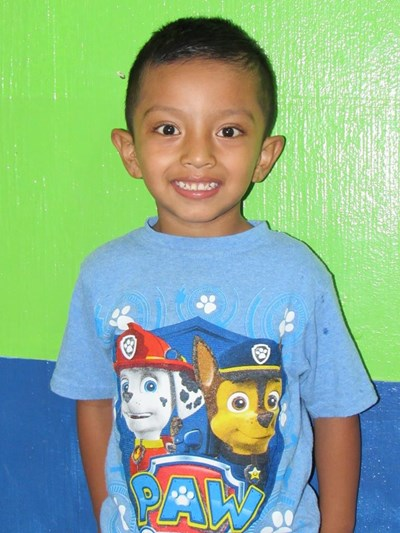 Help Dylan Eduardo by becoming a child sponsor. Sponsoring a child is a rewarding and heartwarming experience.