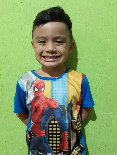 Help Benjamin Daniel by becoming a child sponsor. Sponsoring a child is a rewarding and heartwarming experience.