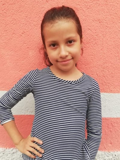 Help Darly Daniela by becoming a child sponsor. Sponsoring a child is a rewarding and heartwarming experience.