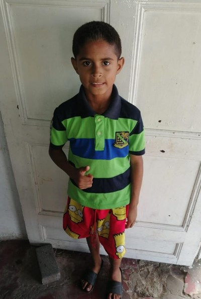 Help Jhon Mar by becoming a child sponsor. Sponsoring a child is a rewarding and heartwarming experience.