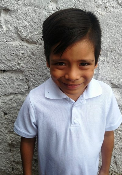 Help Pedro Damián by becoming a child sponsor. Sponsoring a child is a rewarding and heartwarming experience.