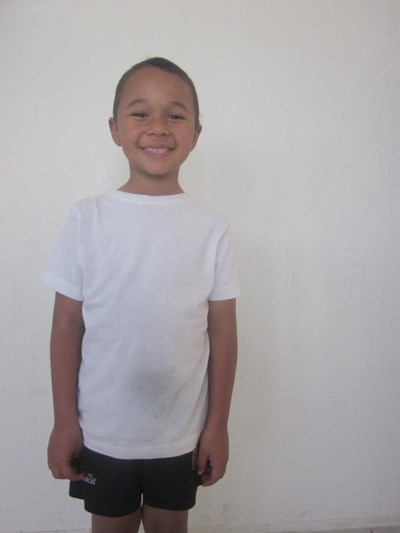 Help Christopher Adrian by becoming a child sponsor. Sponsoring a child is a rewarding and heartwarming experience.