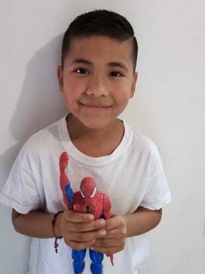 Help Jonathan Mateo by becoming a child sponsor. Sponsoring a child is a rewarding and heartwarming experience.