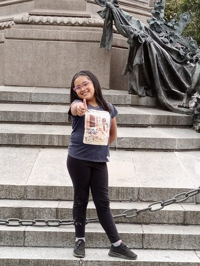 Help Fernanda Liseth by becoming a child sponsor. Sponsoring a child is a rewarding and heartwarming experience.