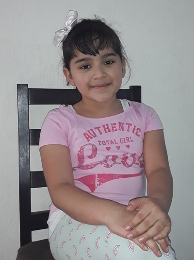 Help Camila Yohandy by becoming a child sponsor. Sponsoring a child is a rewarding and heartwarming experience.