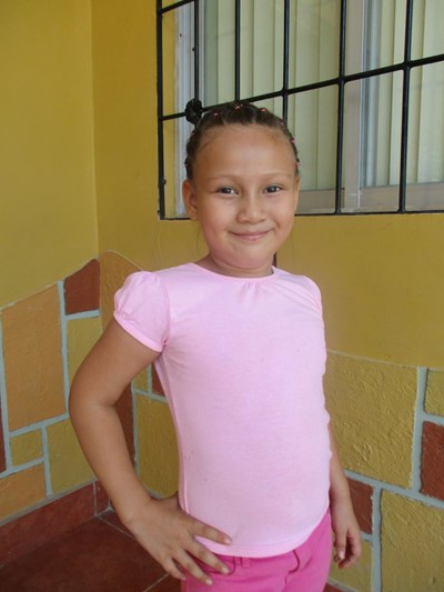 Help Genesis Raquel by becoming a child sponsor. Sponsoring a child is a rewarding and heartwarming experience.