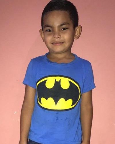 Help Angel Samuel by becoming a child sponsor. Sponsoring a child is a rewarding and heartwarming experience.