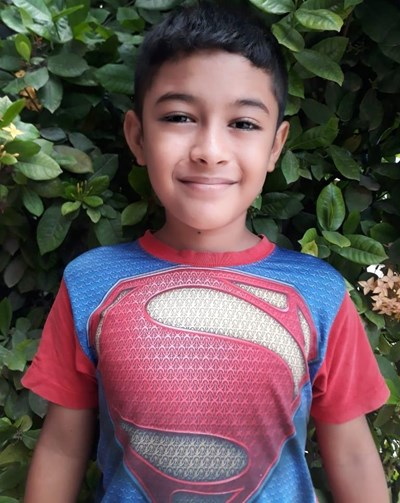 Help Kenneth Josue by becoming a child sponsor. Sponsoring a child is a rewarding and heartwarming experience.
