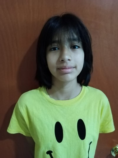 Help Stephanie Elizabeth by becoming a child sponsor. Sponsoring a child is a rewarding and heartwarming experience.