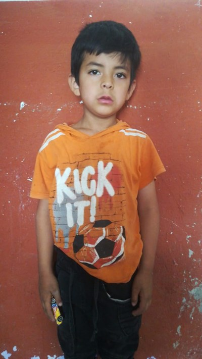 Help Brandon Dilan Leonel by becoming a child sponsor. Sponsoring a child is a rewarding and heartwarming experience.