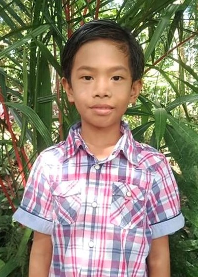 Help Sean Kylle by becoming a child sponsor. Sponsoring a child is a rewarding and heartwarming experience.