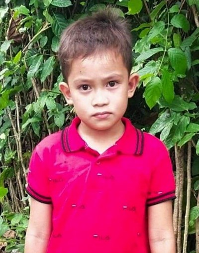 Help John Gabriel M. by becoming a child sponsor. Sponsoring a child is a rewarding and heartwarming experience.