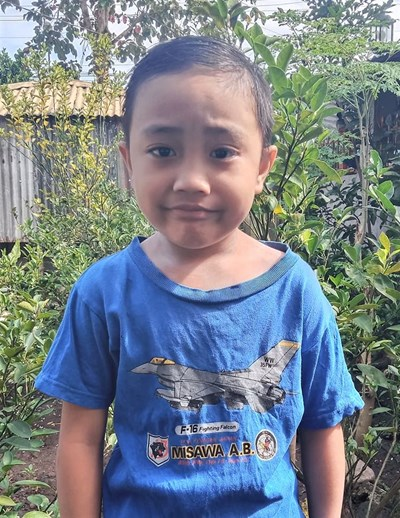 Help Zac Nolram O. by becoming a child sponsor. Sponsoring a child is a rewarding and heartwarming experience.