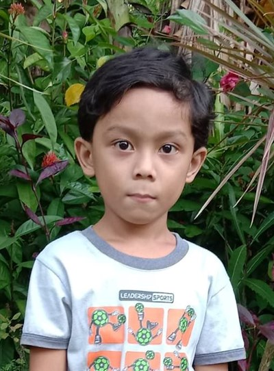 Help Ezekiel L. by becoming a child sponsor. Sponsoring a child is a rewarding and heartwarming experience.