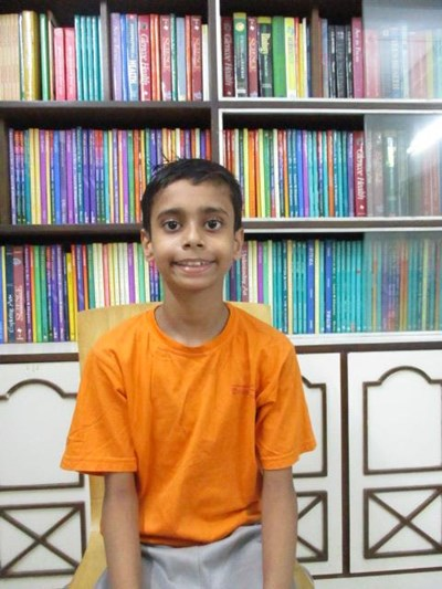 Help Adhayansh by becoming a child sponsor. Sponsoring a child is a rewarding and heartwarming experience.