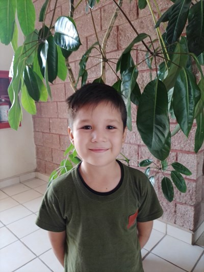 Help Giovanny Noé by becoming a child sponsor. Sponsoring a child is a rewarding and heartwarming experience.