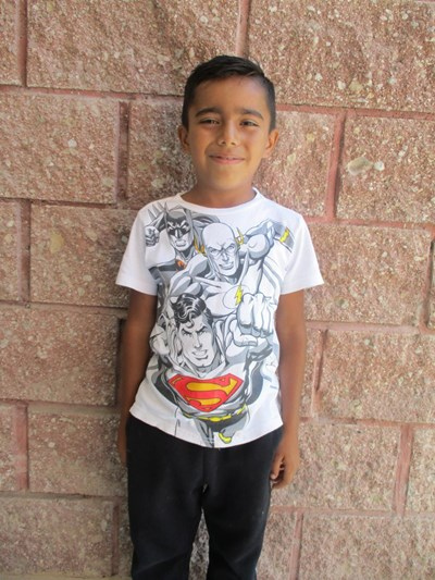 Help Ulises Jael by becoming a child sponsor. Sponsoring a child is a rewarding and heartwarming experience.