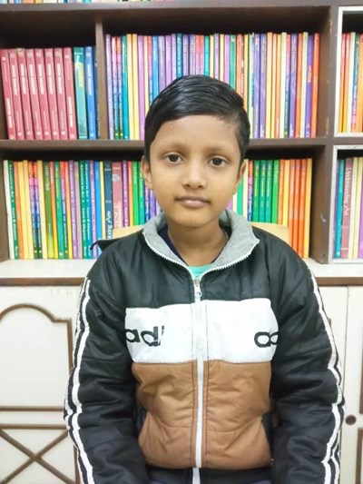 Help Md Sufyaan by becoming a child sponsor. Sponsoring a child is a rewarding and heartwarming experience.