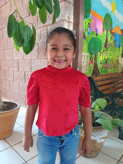 Help Samira Michel by becoming a child sponsor. Sponsoring a child is a rewarding and heartwarming experience.
