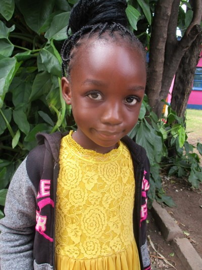 Help Christine by becoming a child sponsor. Sponsoring a child is a rewarding and heartwarming experience.