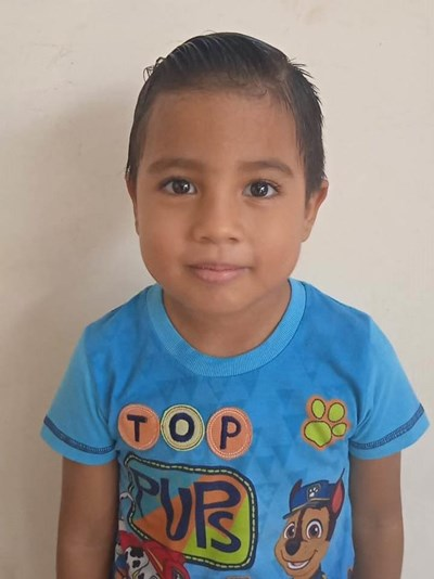 Help Leonardo David by becoming a child sponsor. Sponsoring a child is a rewarding and heartwarming experience.