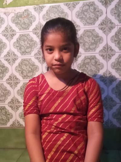 Help Alina by becoming a child sponsor. Sponsoring a child is a rewarding and heartwarming experience.
