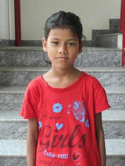 Help Kajal by becoming a child sponsor. Sponsoring a child is a rewarding and heartwarming experience.