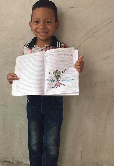 Help Joswen David by becoming a child sponsor. Sponsoring a child is a rewarding and heartwarming experience.