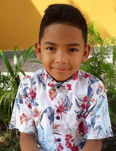 Help Said Manuel by becoming a child sponsor. Sponsoring a child is a rewarding and heartwarming experience.
