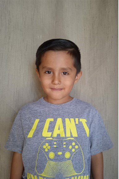 Help César Josue by becoming a child sponsor. Sponsoring a child is a rewarding and heartwarming experience.