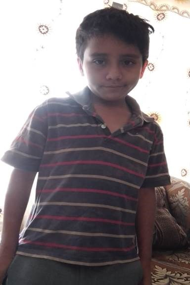 Help Cristian Alexis by becoming a child sponsor. Sponsoring a child is a rewarding and heartwarming experience.