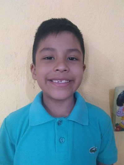 Help Josué Guadalupe by becoming a child sponsor. Sponsoring a child is a rewarding and heartwarming experience.