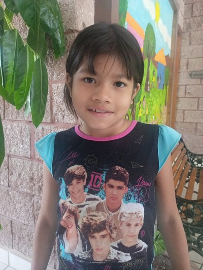 Help Mía Nicole by becoming a child sponsor. Sponsoring a child is a rewarding and heartwarming experience.