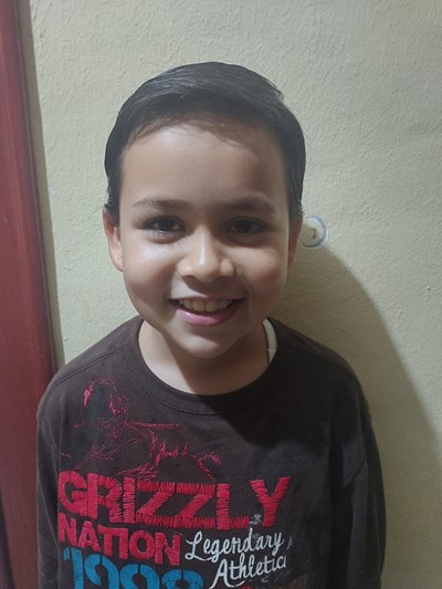 Help Jaziel by becoming a child sponsor. Sponsoring a child is a rewarding and heartwarming experience.
