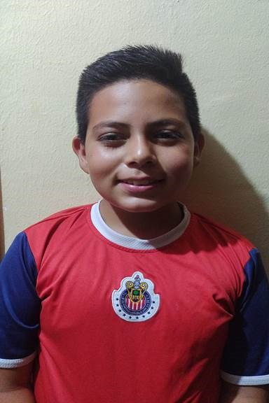 Help Sergio Emir by becoming a child sponsor. Sponsoring a child is a rewarding and heartwarming experience.
