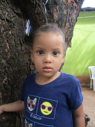 Help Rubi Marielis by becoming a child sponsor. Sponsoring a child is a rewarding and heartwarming experience.