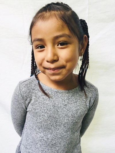 Help Linda Edith by becoming a child sponsor. Sponsoring a child is a rewarding and heartwarming experience.