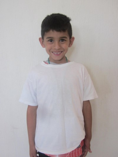 Help Dylan Dagoberto by becoming a child sponsor. Sponsoring a child is a rewarding and heartwarming experience.