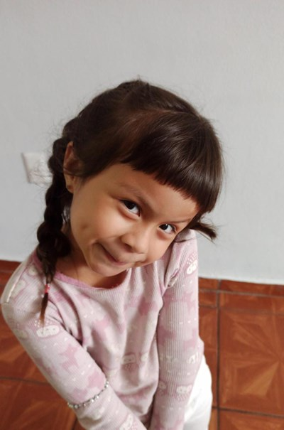 Help Ariadna Guadalupe by becoming a child sponsor. Sponsoring a child is a rewarding and heartwarming experience.