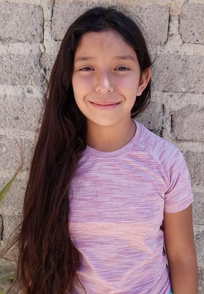 Help Lesli Rubí by becoming a child sponsor. Sponsoring a child is a rewarding and heartwarming experience.