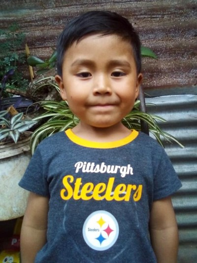 Help Joshua Israel by becoming a child sponsor. Sponsoring a child is a rewarding and heartwarming experience.