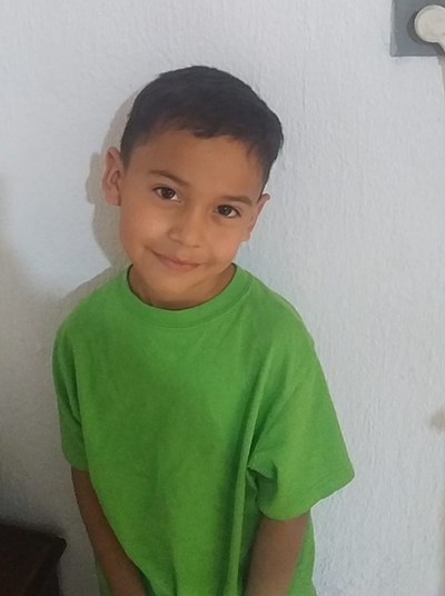 Help Diego Sebastian by becoming a child sponsor. Sponsoring a child is a rewarding and heartwarming experience.