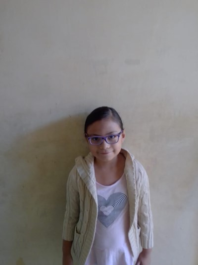 Help Abril by becoming a child sponsor. Sponsoring a child is a rewarding and heartwarming experience.