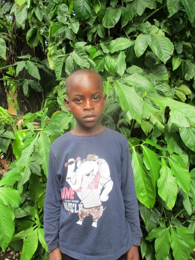 Help Nemiah by becoming a child sponsor. Sponsoring a child is a rewarding and heartwarming experience.