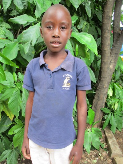 Help Frank by becoming a child sponsor. Sponsoring a child is a rewarding and heartwarming experience.