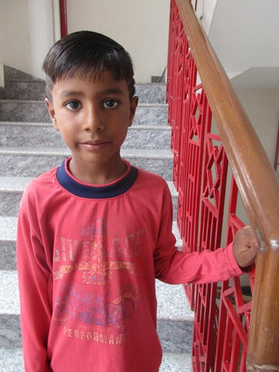 Help Zaiyad by becoming a child sponsor. Sponsoring a child is a rewarding and heartwarming experience.