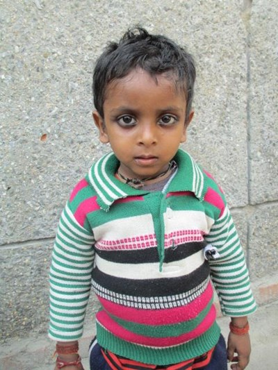 Help Vinay by becoming a child sponsor. Sponsoring a child is a rewarding and heartwarming experience.