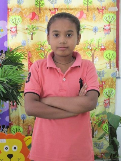 Help Anju by becoming a child sponsor. Sponsoring a child is a rewarding and heartwarming experience.